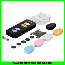Wholesale Wireless Key Finder Keychain Locator RF Receiver Remote Finding Anti-lost