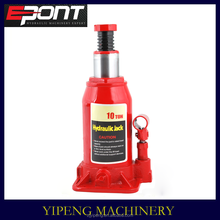 top sell American type 10T Hydraulic bottle jack