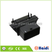 automotive ecu connector 48 pin male electrical plug molex pin connector