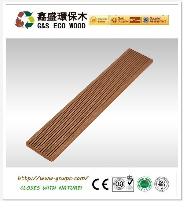 wpc wood plastic composite outdoor flooring 2014 new hot!