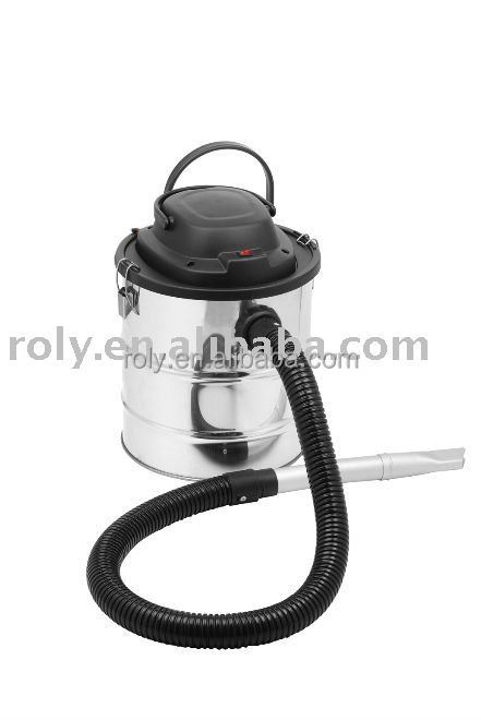 15L suck certain temperature fireplace ash vacuum cleaners