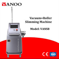 Automatic vacuum rolling massage device/vacuum roller body slimming machine