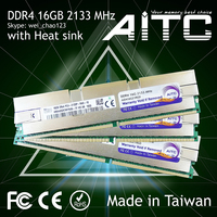 Best selling AITC Computer 2133 16GB ddr4 RAM Memory cooling cooler for server ram