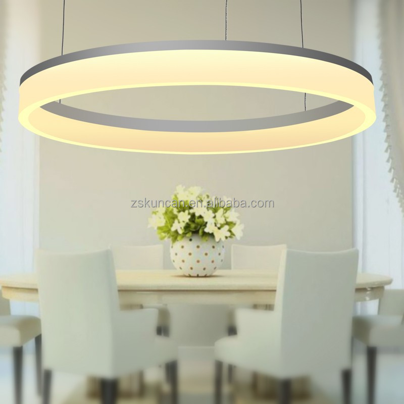 Modern simple restaurant decorative fancy light