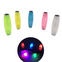 Hot Selling Fidget Spinner Mokuru LED Fidget Roller Toy Desk Toys Sticker Rollver Led light Hand Mokuru Spinner Toy