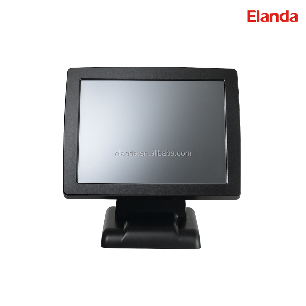 Touch Dual Screen Retail POS Systems With Android OS / Thermal printer