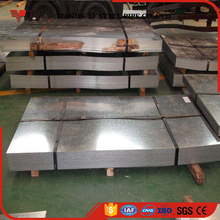 Construction companies Low price weight of galvanized iron sheet
