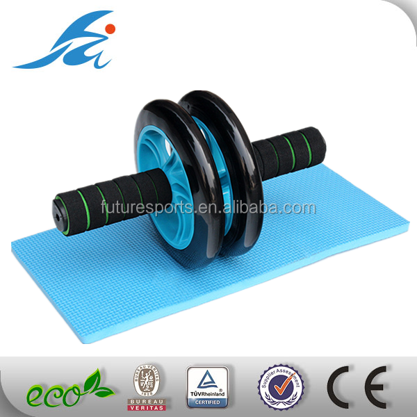 Fitness and exercise highly durable Home Ab wheel roller