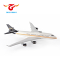 best price 747 UPS model aircraft buy bulk home decor for display