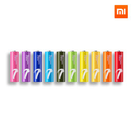 xiaomi 100% original ni-mh battery 1/3 aaa AAA Alkaline dry Battery 7th