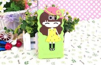 High Quality Cute Silicon Cell Phone Cases For Samsung Galaxy S6