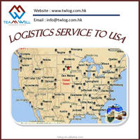 professional Sea Freight Logistics LCL FCL door to door from Xiamen to NORHT DAKOTA