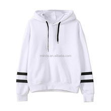 sweatshirt fitted plain 100% polyester couples wholesale unisex blank cheap frinch terry fleece custom white hoodies