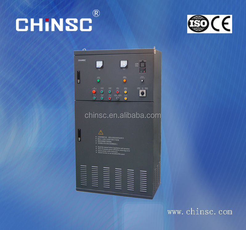Chinsc high starting torque AC motor drive (VFD) for ball grinding mill