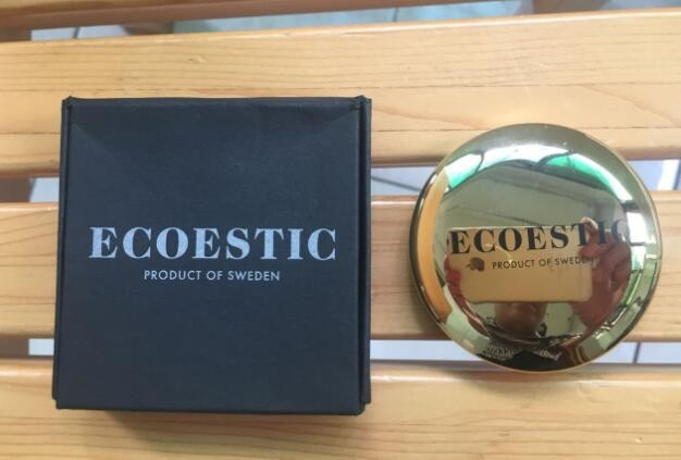 Hot Sale economical Gold Electroplating pocket mirror/Cosmetic Mirror/Compact Mirror