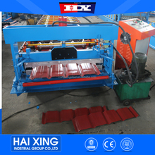 Steel Pannel Sheet Roll Forming Machine Roofing The Making Machine