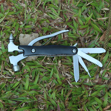 Stainless Steel Multifunctional Survival Outdoor Hammer For Sale
