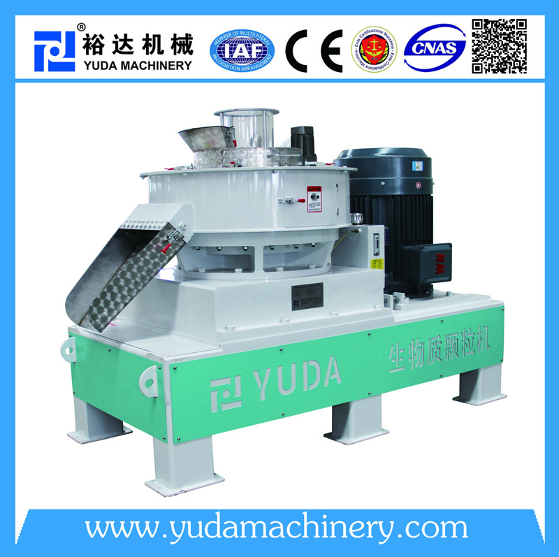 For Biomass Fuel wood chaff ring die pellet mill