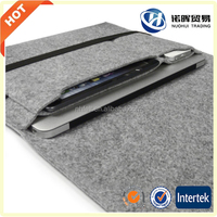 hot selling portable felt envelope laptop sleeve