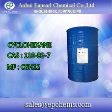Hot sale cyclohexane natural gas and coconut derivatives