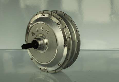 electric wheel hub motor in DC motor