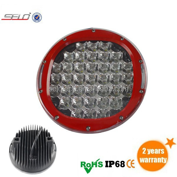 Wholesale auto high power 12w 10w 15w 16w 18w 20w 24w 51w 96w 160w 185w 27w 48w led work light