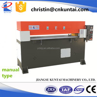 Manual Die EVA beam cutting press