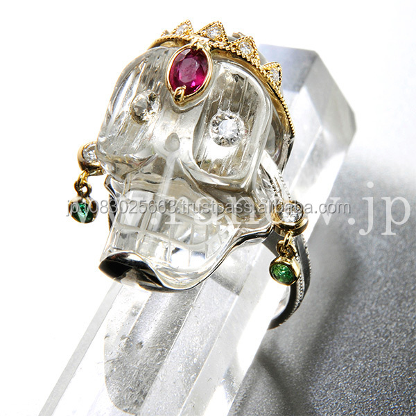 Modern designs 18k gold gemstone rings , other fashion jewelry also available