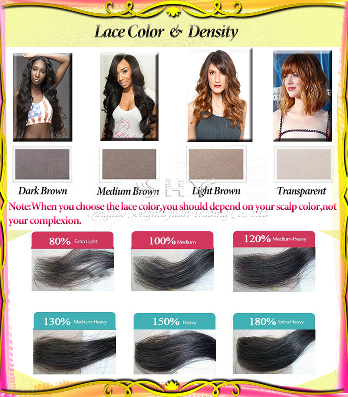 Straight Brazilian Virgin Human Hair Lace Front Wigs Short Ombre Two Tone Wigs Bleached Knots