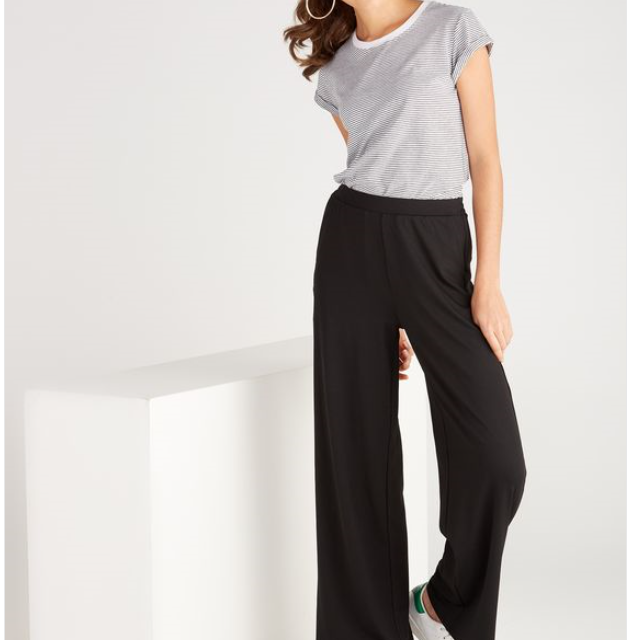 new fashion ladies gray white stripe women t shirt