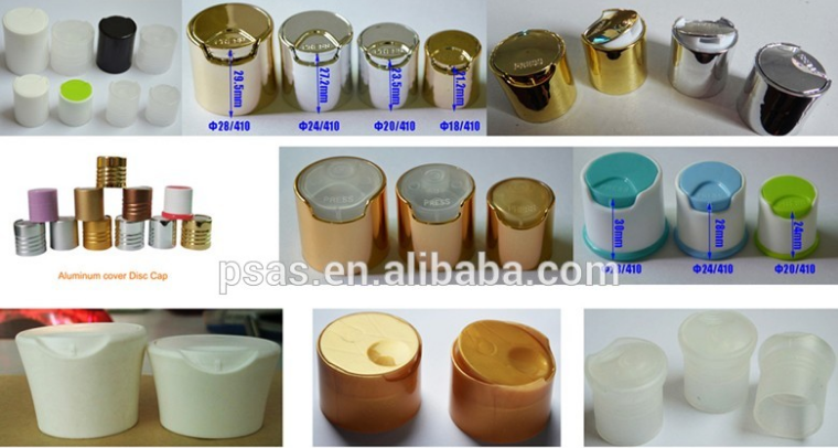 28mm plastic water bottle cap tamper evident lids