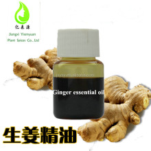 Health Care distilled /cold pressed Ginger Oil Essential Oils/Anti-aging Ginger massage oil CASNO.8007-08-7 for skin purifying