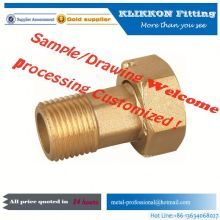 brass brass reducer adapter