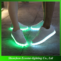 Top Quality LED Sneakers for Night Sport