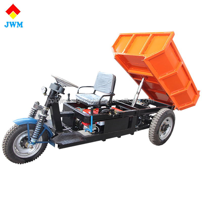 high quality battery locomotive cheap price latest technology electric tricycle for mining
