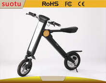 Enduring using new design 2 seat scooter foot electric scooter