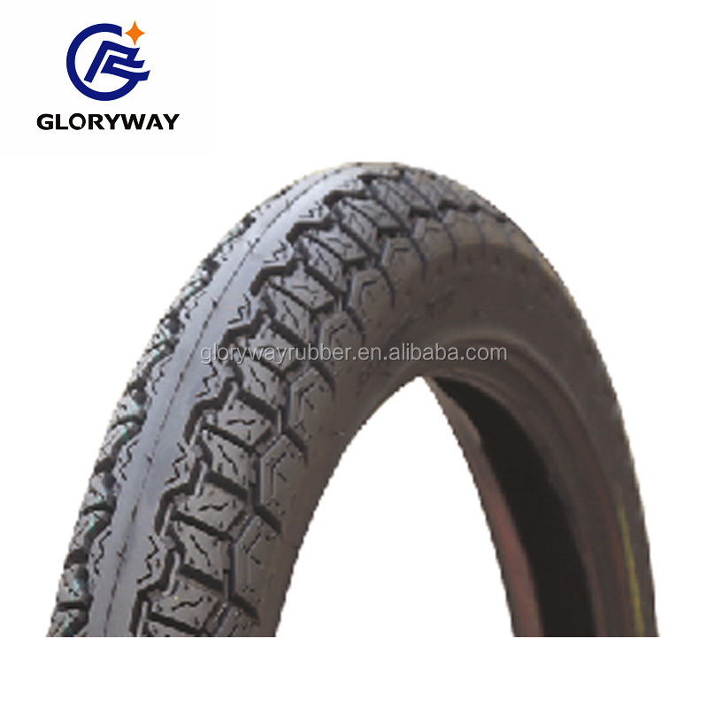 safegrip brand tyre manufacturers in china motorcycle tire 275-17 dongying gloryway rubber
