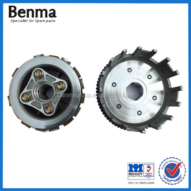 Factory Directly Sell CG125 Motorcycle Clutch Assy/Clutch Assembly/Clutch Disc Assy