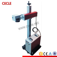 TD-GQ20F strong enough factory supply easy operation optical fiber laser marking machine for sale