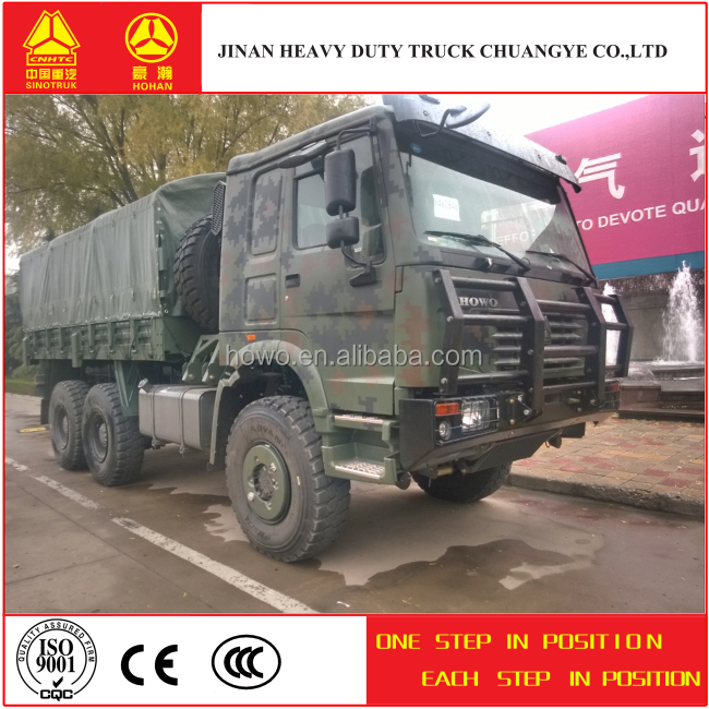 China Military Cargo Truck For Sale