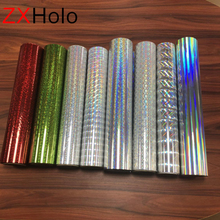 Rainbow hydrographics holographic laminate printing film