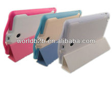 2013 6500mAh Power bank battery case for iPad Mini with stand,many colors are available