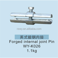 scaffolding parts forged internal joint pin