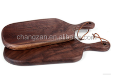 Black walnut wood cutting board kitchen chopping board breadboard chopping block thickened multifunction