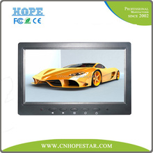 good quality back site tv for car waterproof car monitor
