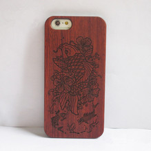 Fashion Wooden Pattern Paste skin PU Leather Full Cover Soft Back Case for Cell Phone Protective case