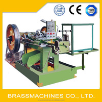 Horizontal brass Nuts and Bolts Making Machine