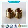 China's First-Class Hardware Factory High Quality Brass Decorative Nut