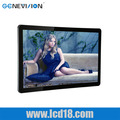 "22"" China Supplier LCD high technology lcd pc LCD panel high speed data ad player waiting room auto show display"