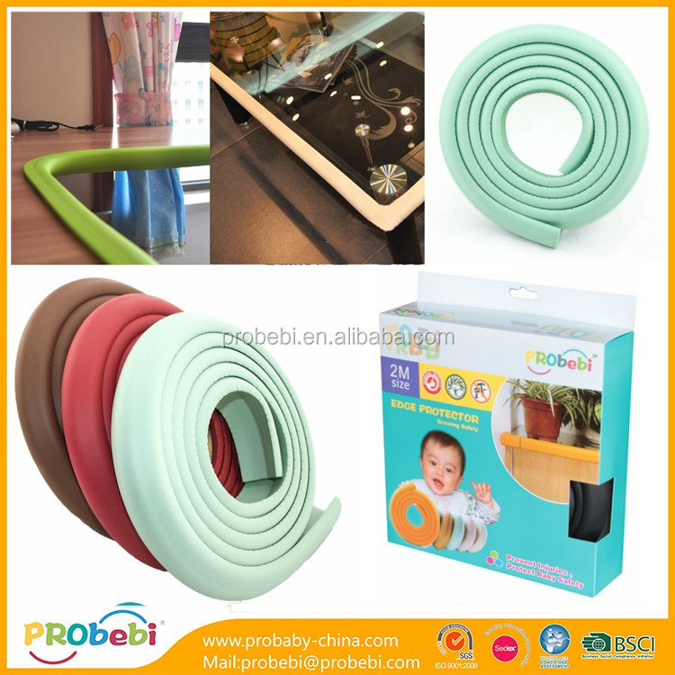 Baby safety proof table glass edge protector / edge protection